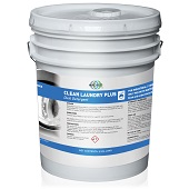 Clean Laundry Plus - Dual Detergent - 5 Gallon