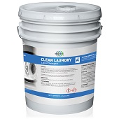Clean Laundry Liquid Detergent - 5 Gallon