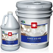 Rinse Aid Hard Water 4 x 1 gallon